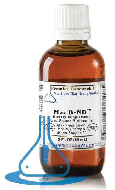 Max B-ND (formerly Max Stress B)2 oz