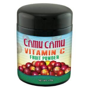 Camu Vitamin C Fruit Powder (120g)