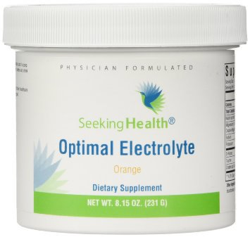 Optimal Electrolyte Orange Powder