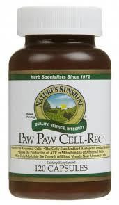Paw Paw Cell-Reg (180 Caps)