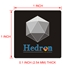 Hedron EMF Device Shield -